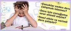 Ders çalışma sorunu, hem öğretmenlerin hem de anne-babaların en fazla şikâyet ettikleri konulardan. Yrd. Doç. Dr. Oktay Aydın önemli tavsiyelerde bulunuyor.
