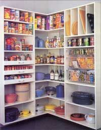 How to Design a Kitchen Pantry