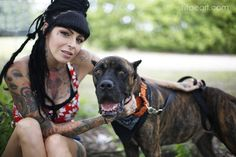 Pit Bulls & Parolees - Tania Villalobos Rescue Center
