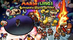 Mario & Luigi : Voyage au centre de Bowser (Bowser inside story) - DS