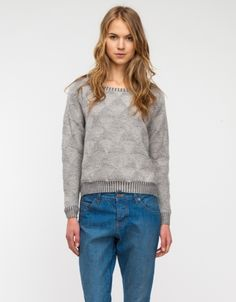 Shell Pullover by Micaela Greg