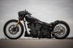Cafe Racer Moto, Custom Street Bikes, Custom Bobber, Harley Bikes, My Ride, Bike Life, Scrambler, Cool Bikes, Cars And Motorcycles