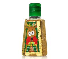 Pocketbac Deep Cleaning Hand Gel in Comet's Ginger Mint