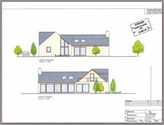 Here is an overview of our Design, Plan & Build Projects Cottage Ideas, Contemporary, Modern, Bungalow, House Plans, Irish, Floor Plans, Construction, Exterior