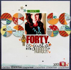 NicoleNowosad's Gallery: Forty is just a number