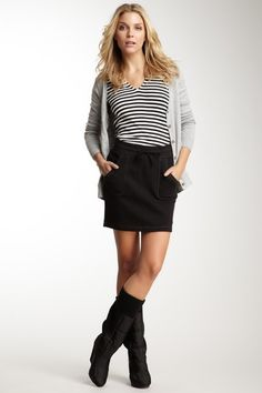 HauteLook - pocket skirt!