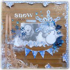 Searchsku: Snow Girl **Scraps of Elegance**My Creative Sketches**