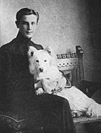 Felix Yussupov: 'I was born on March 24, 1887, in our house on the Moika Canal, at St. Petersburg. The evening before, my mother went to a ball at the Winter Palace and danced the whole night through. Our friends thought this was a sign that I would be gay, and a good dancer. They were right as to the gaiety, but wrong about the dancing.'