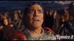 George Clooney doppiato da Aliver J.