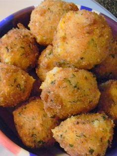 Loaded Mashed Potato Bites ~ TasteOfNote