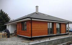 Montovaný dom v Deutsch Jahrndorf od Gonda - Prva tesárska s. Shed, Outdoor Structures, Deutsch, Barns, Sheds
