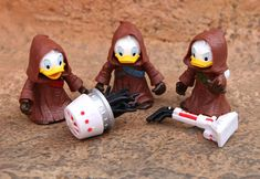 New Star Wars Character Action Figures