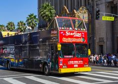 Most packages on these double-decker tour buses include a two-hour ride around the city that will only give you quick glimpses of the most touristy spots, along with the hedges and fences of celebrity homes. In the end, your two hours are better spent at a single, quality point of interest.