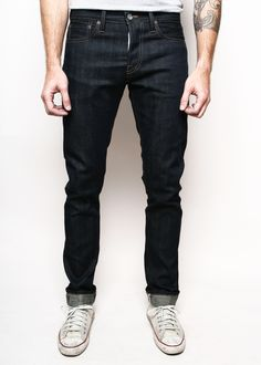 Rogue Territory 12.5oz Brown Tinted Weft SK Jeans