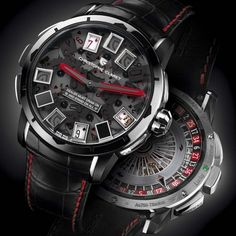 Christophe Claret 21 BlackJack...wonder if they come in ladies'?