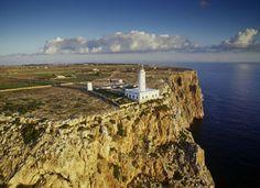 El Faro de la Mola. Formentera. Baleares. España.