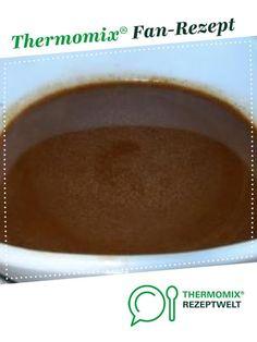 Bratensoße von Na Dja. Ein Thermomix ® Rezept aus der Kategorie Saucen/Dips/Brotaufstriche auf www.rezeptwelt.de, der Thermomix ® Community.