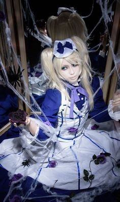miduki(水月) Alois Trancy Cosplay Photo - Cure WorldCosplay                                                                                                                                                                                 More