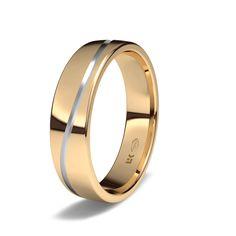 #AlianzaELEKA de oro rojo de 18K modelo Ibiza #novias #bodas.