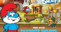 Smurfs Epic Run Apk v1.4.1 Mod (Unlimited Money)