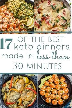 keto dinners ready in less than 30 minutes, keto, keto recipes, keto for beginners, keto diet, keto dinner, ketogenic diet, ketogenic