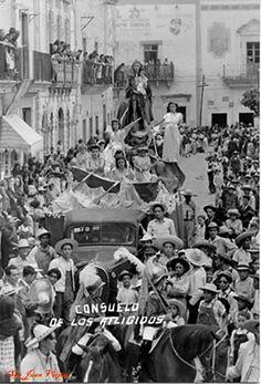 carro alegorico en fiestas de San Juan de los Lagos 3