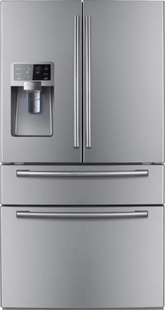 New Samsung Refrigerator With Automatic Sparkling Water