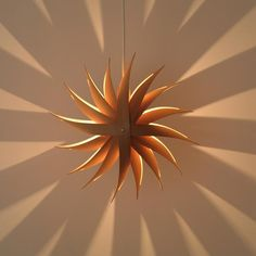 Origami Lampshade, Akita, Windmill, Lamp Light, Lanterns, Table Lamp, Shades, Lights, Create