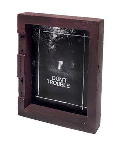 not to... Box Tv, Flip Clock, Handmade, Home Decor, Hand Made, Decoration Home, Room Decor, Craft, Handarbeit