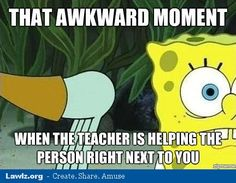 spongebob meme | Spongebob-meme-that-awkward-moment by geny-evilgoth16