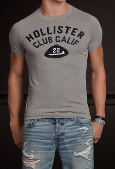 Camiseta Hollister HO1371