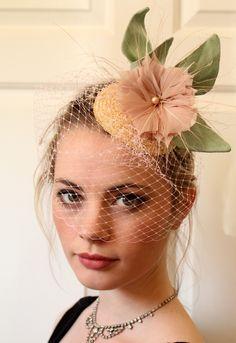 Anna Chocola® Brighton Fascinator Hat