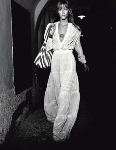 in the mood for light flowy maxi dresses