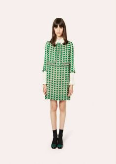 #orlakiely #londonfashionweek #lfw #springsummer14 #springtrends #summertrends #springfashion #summerfashion #ss14 #trends #womensfashion #catwalk #ss2014 #fashion #style