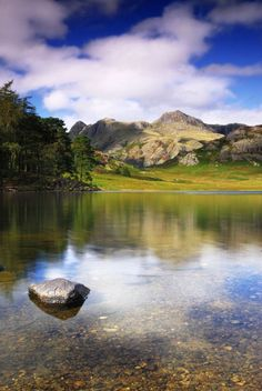 The Lake District, Cumbria