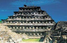 El Tajin, Veracruz