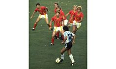 THE GUARDIAN: Diego Maradona against Belgium: the real story behind the famous image  | Jonny Weeks