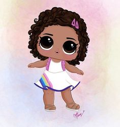 Cute Doodles, Lol Dolls, Princesas Disney, Art Sketches, Cool Kids, Coloring Books, Stuff To Do, Paper Crafts, Clip Art