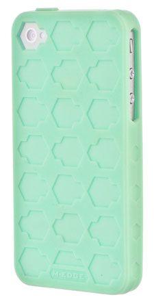 Alter Ego Skin iPhone 4/4S case - it glows in the dark!  - M-Edge - $19.99