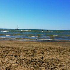 Wasaga Beach ON Wasaga Beach, Ontario, Places Ive Been, Canada, Community, Water, Outdoor, Water Water, Aqua