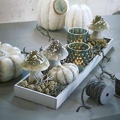 Set Deko Tipp Green Autumn,