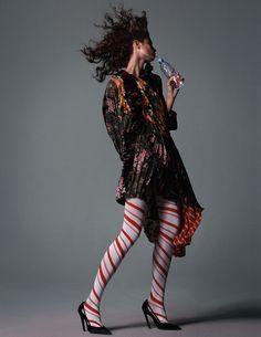 Taylor Hill wears Balenciaga in 'L'Offensive Gvasalia' by David Sims for Vogue Paris, May Vogue Paris, Vogue Uk, David Sims, Taylor Hill, Fei Fei Sun, Fall Color Dresses, Wine Colored Dresses, Coachella 2016, Sasha Pivovarova