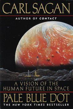 Pale Blue Dot by Carl Sagan