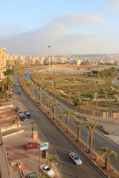 LEBANON, TRIPOLI, A VIEW OF THE KARAMI PAVILLION