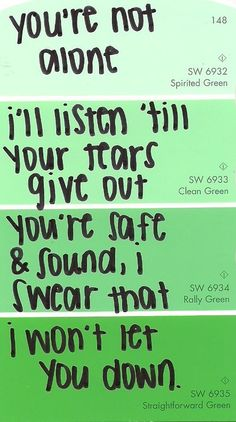 You re not listening lyrics