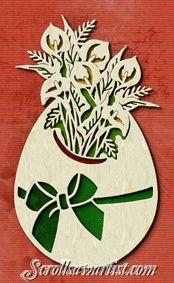 Die 147 Besten Bilder Von Scherenschnitt Osternfrühling
