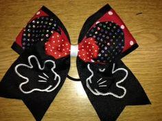Amazing Mickey Bow...
