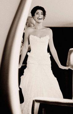 Juliana Paes wedding dress