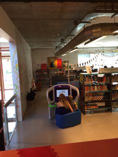Nieuw digitaal jeugdboekenmeubel