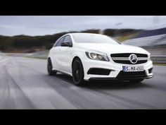 Car News Weekly video featuring the Mercedes A 45 AMG, New Golf R Cabriolet, SEAT Leon SC, Nissan 370Z Nismo and the Jaguar F-Type